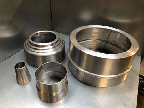 Aluminium Motor Covers